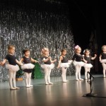 Ballet performance at the Holiday Program