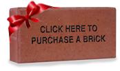 Brick With Ribbon